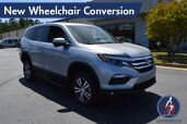 2018 Honda Pilot New Wheelchair Conversion