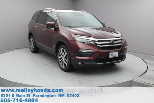 2018 Honda Pilot Touring Farmington NM