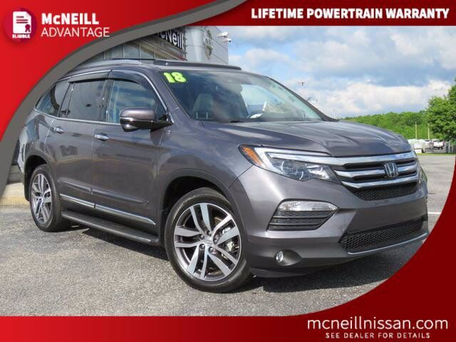 2018 Honda Pilot Touring High Point NC
