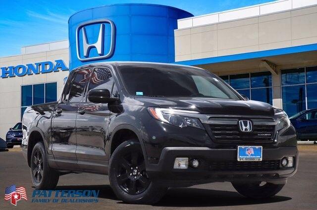 2018 Honda Ridgeline Black Edition Wichita Falls TX