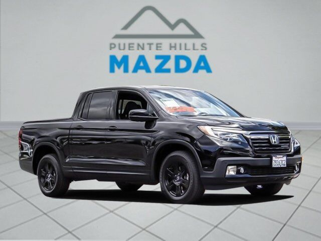 2018 Honda Ridgeline Black Edition City of Industry CA
