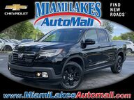 2018 Honda Ridgeline Black Edition Miami Lakes FL