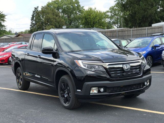 honda ridgeline black edition  chicago illinois