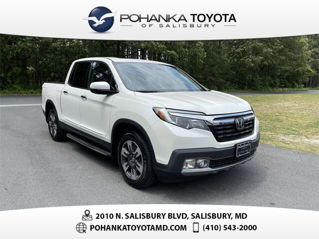 2018 Honda Ridgeline RTL-E Salisbury MD