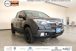 2018 Honda Ridgeline Sport Golden CO