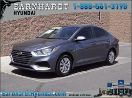 2018_Hyundai_Accent_4d Sedan SE 6spd_ Phoenix AZ