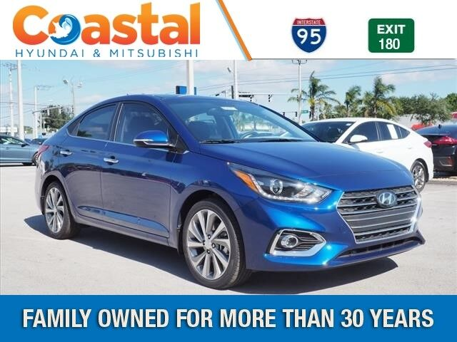 2018 Hyundai Accent Limited Melbourne FL