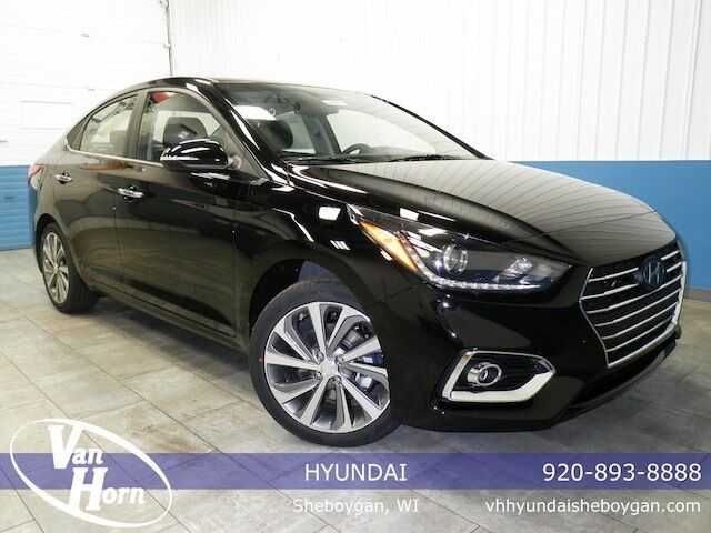 2018 Hyundai Accent Limited Plymouth WI