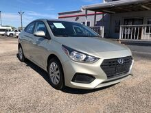 2018_Hyundai_Accent_SE 4-Door 6A_ Houston TX