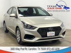 2018_Hyundai_Accent_SE AUTOMATIC BACKUP CAMERA BLUETOOTH CRUISE CONTROL STEERING WHEEL CONTROLS_ Carrollton TX