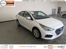 2018 Hyundai Accent SE Golden CO