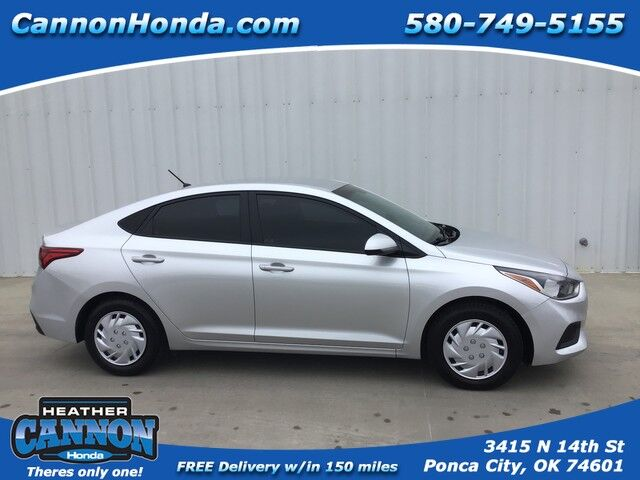 2018 Hyundai Accent SE Ponca City OK