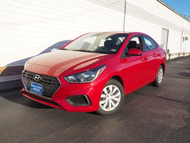 2018 Hyundai Accent SE Portsmouth NH