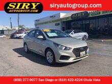 2018_Hyundai_Accent_SE_ San Diego CA
