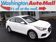 2018_Hyundai_Accent_SE_ Washington PA