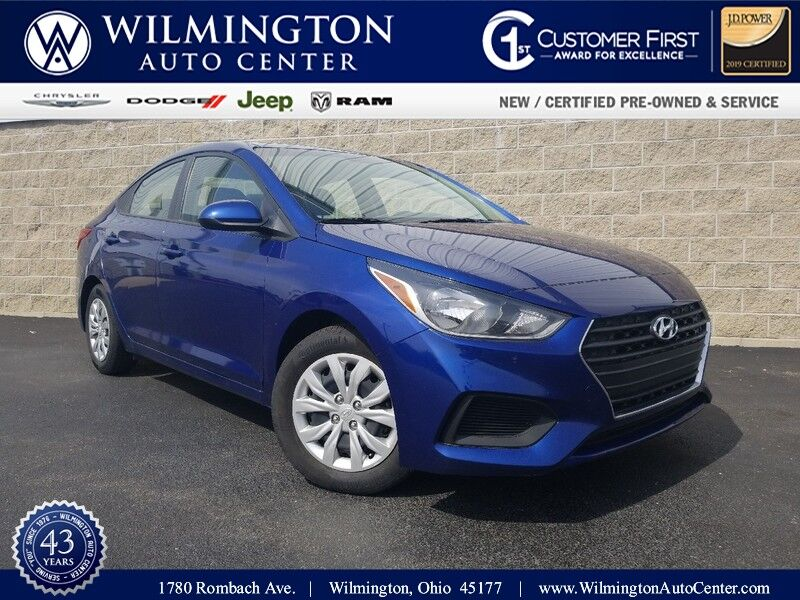 2018 Hyundai Accent SE Wilmington OH