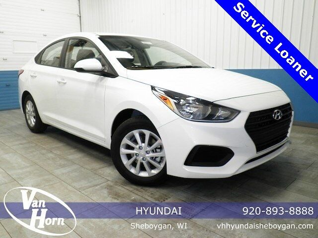 2018 Hyundai Accent SEL Plymouth WI