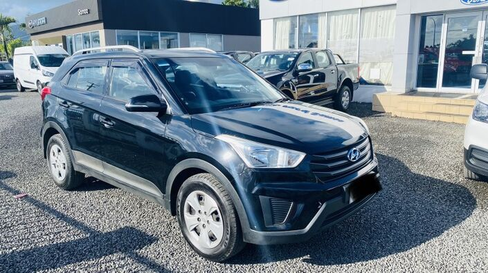 2018 Hyundai CRETA GL 1.6L GASOLINE 2WD 6-SPEED AUTOMATIC TRANSMISSION 1.6L GASOLINE 2WD 6A Vaitele