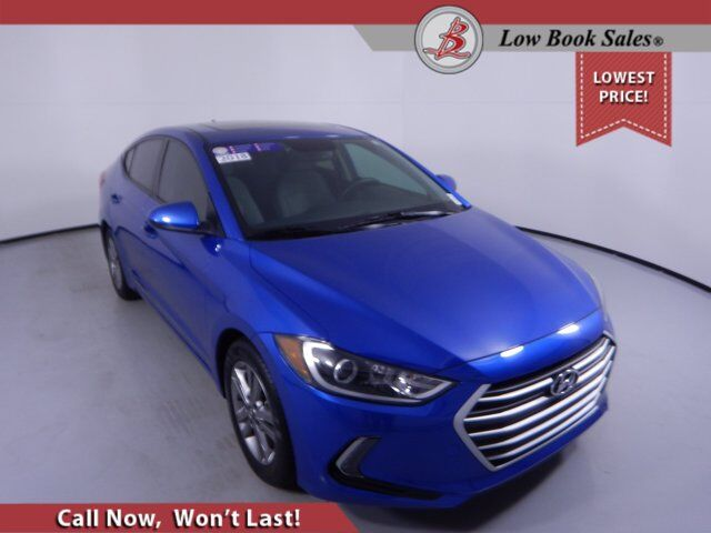 2018 Hyundai ELANTRA Value Edition Salt Lake City UT