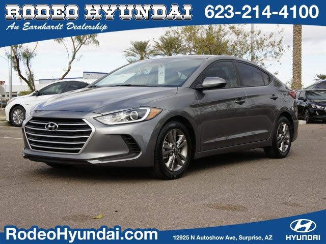 2018 Hyundai Elantra 4d Sedan SEL Surprise AZ