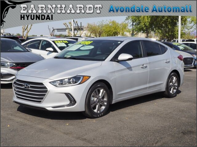 2018 Hyundai Elantra 4d Sedan Value Avondale AZ