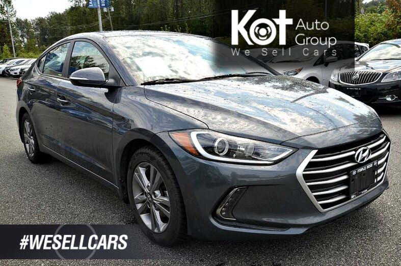 2018 Hyundai Elantra GL Auto. Blind Spot Detection! Lane Change Assist! Local Unit! S Kelowna BC