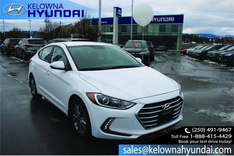2018 Hyundai Elantra GL Heated seats, Bluetooth, blind spot Kelowna BC