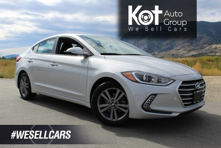 2018 Hyundai Elantra GL, No Accidents, Low Km's, Heated Steering Wheel Kelowna BC