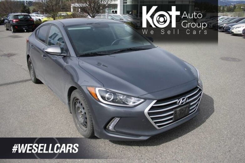 2018 Hyundai Elantra GL One owner, No accident. Kelowna BC