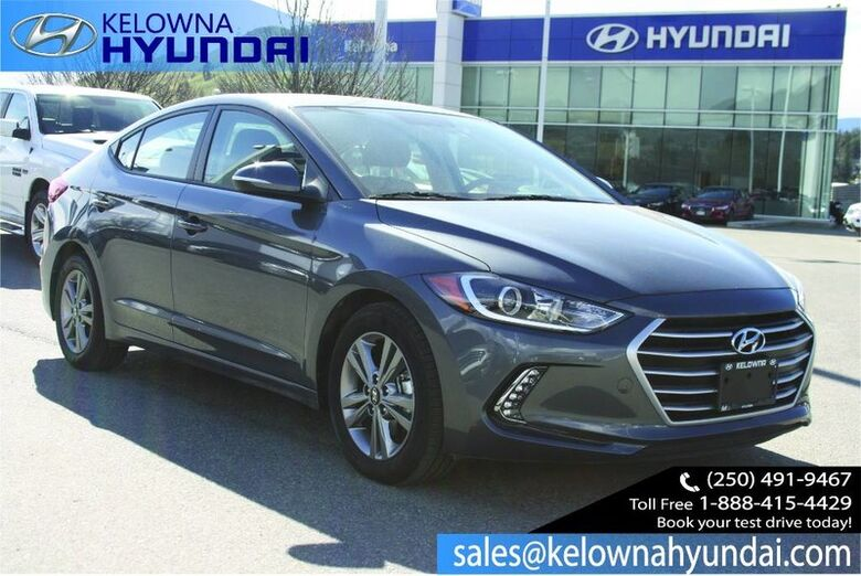 2018 Hyundai Elantra GL one owner/Heated seats/Bluetooth Penticton BC