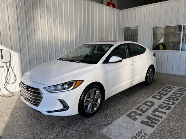 2018 Hyundai Elantra GLS Red Deer County AB