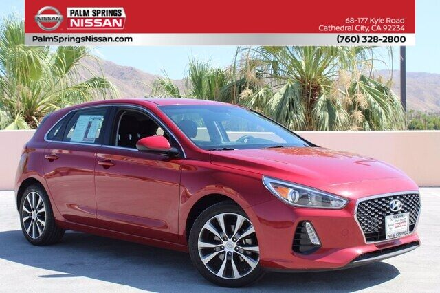 2018 Hyundai Elantra GT Base Cathedral City CA