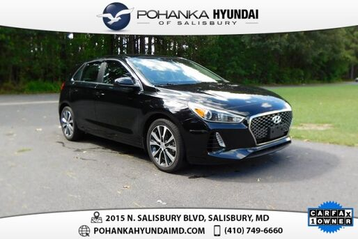 2018_Hyundai_Elantra GT_Base **ONE OWNER**CERTIFIED**_ Salisbury MD