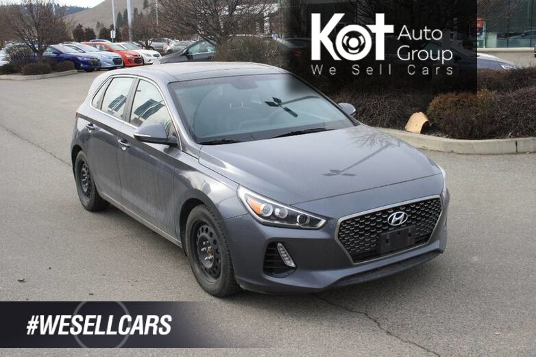 2018 Hyundai Elantra GT Sport One owner, No accident Kelowna BC