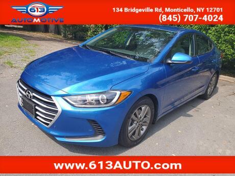 2018 Hyundai Elantra Limited Ulster County NY