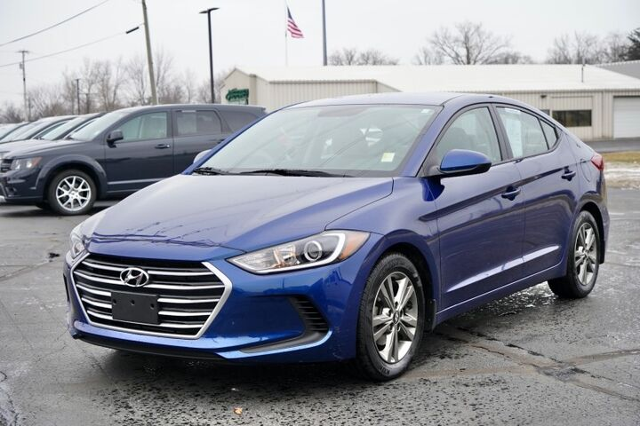 2018 Hyundai Elantra Limited Fort Wayne Auburn and Kendallville IN