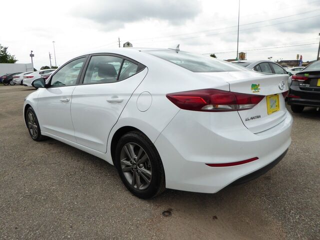 2018 Hyundai Elantra Limited Houston TX