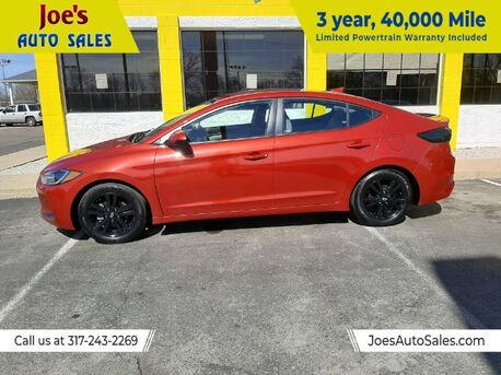 2018_Hyundai_Elantra_Limited_ Indianapolis IN