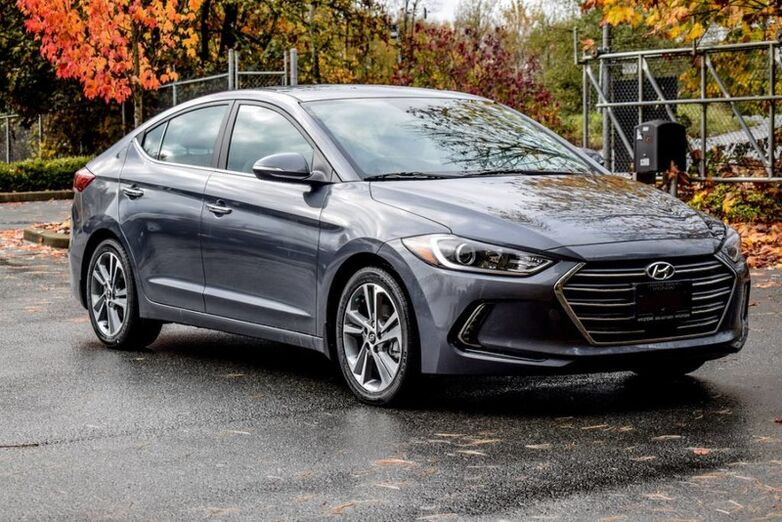 2018 Hyundai Elantra Limited SE Maple Ridge BC