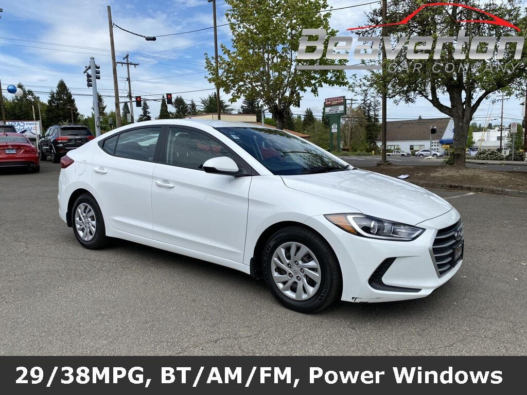 2018 Hyundai Elantra SE Beaverton OR