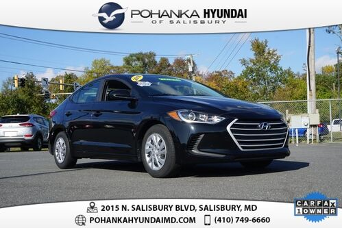 2018_Hyundai_Elantra_SE **ONE OWNER**CERTIFIED**_ Salisbury MD