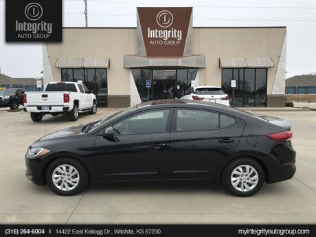 2018 Hyundai Elantra SE Wichita KS