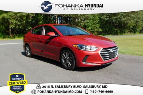 2018_Hyundai_Elantra_SEL **BEST MATCH**6 SPEED SHIFTRONIC**_ Salisbury MD
