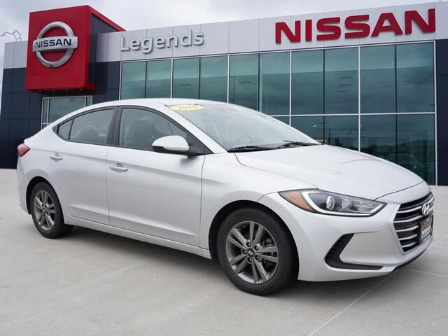 2018 Hyundai Elantra SEL Kansas City KS