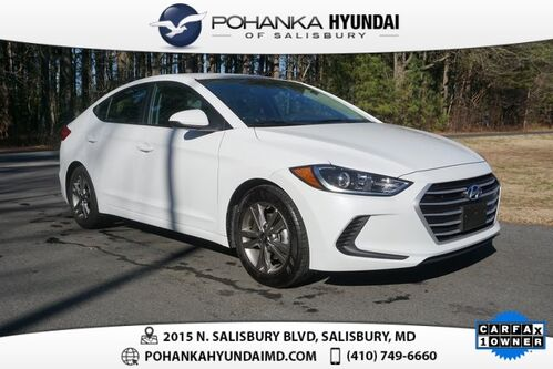 2018_Hyundai_Elantra_SEL **ONE OWNER**CERTIFIED**_ Salisbury MD