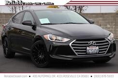 2018_Hyundai_Elantra_SEL_ Roseville CA
