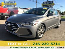 2018_Hyundai_Elantra_SEL Sedan w/Low Miles_ Buffalo NY