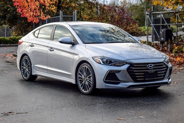 2018 Hyundai Elantra Sport Tech Maple Ridge BC