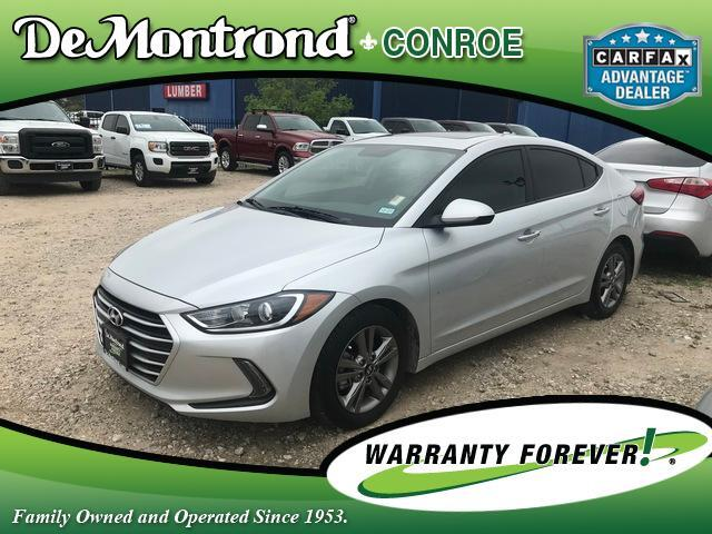 2018 Hyundai Elantra Value Edition 2.0L Auto (Alabama) Conroe TX