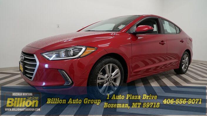 2018 Hyundai Elantra Value Edition Bozeman MT